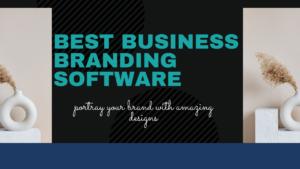 best business branding software